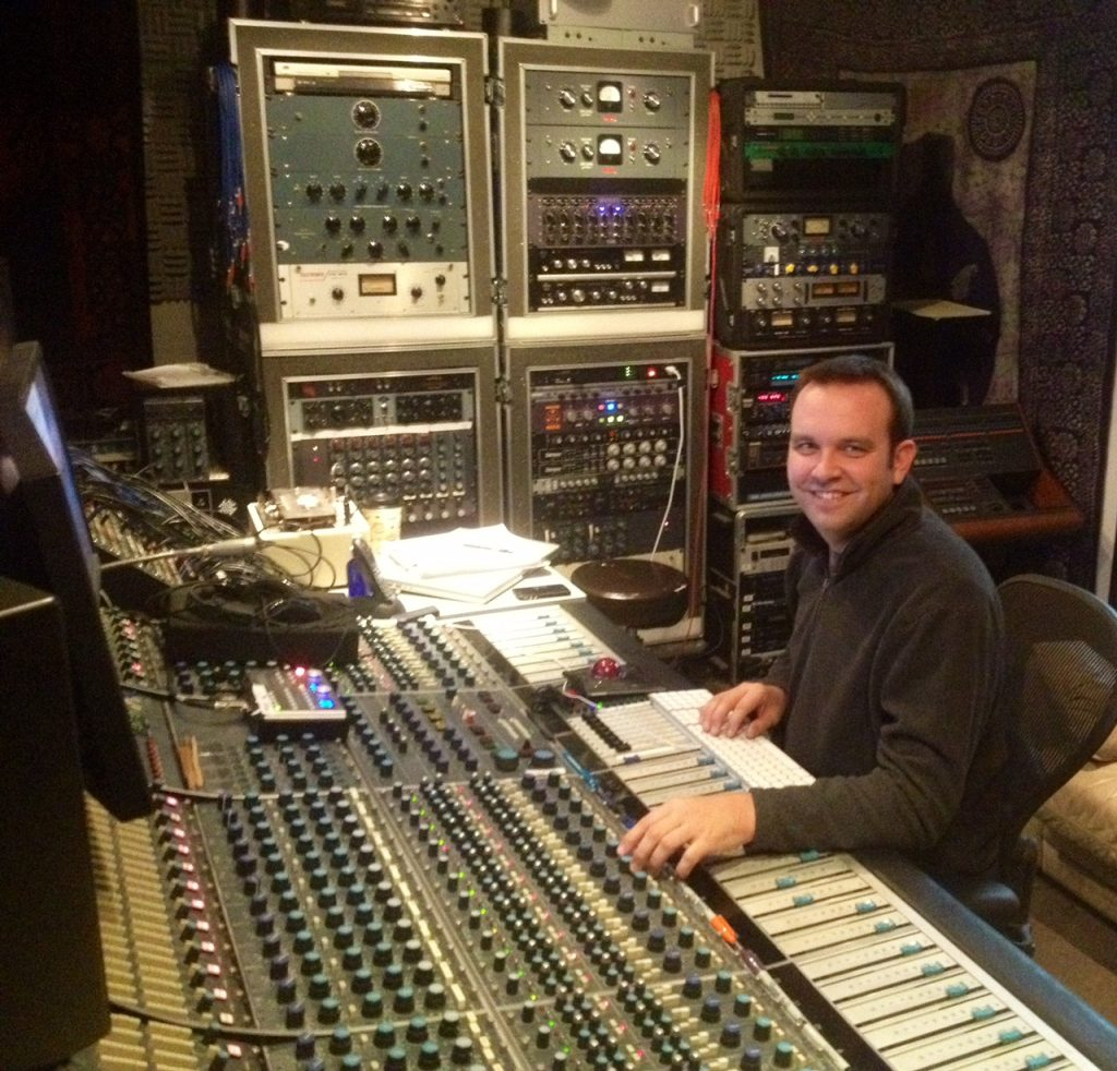 Aaron Wolinski Music Production